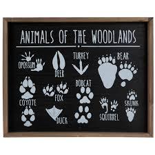 Animals Of The Woodlands Wood Wall Decor Hobby Lobby 1469501