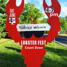 Lobsters in the garden » Bucks County Taste