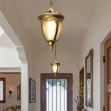 outdoor pendant lights garden ceiling