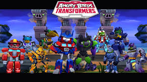 Angry Birds Transformers Full Version APK Angry Birds Transformers ...