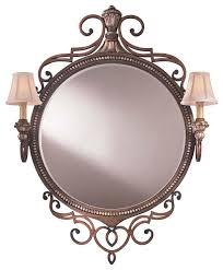 minka lavery mirror traditional