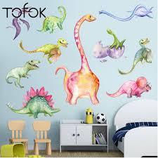 Dinosaur Large 3d Wall Decal Vinyl Sticker Kids Bedroom Mural Home Wall Decor