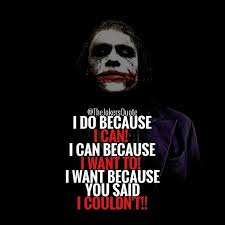 image result for joker quotes joker quotes