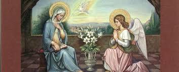 ANNUNCIAZIONE DEL SIGNORE/ 25 marzo, l'annuncio dell'Arcangelo ...