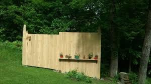 Fence Warner Gluck Carpentry