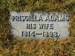 Priscilla Adams Babcock (1814-1893) - Find A Grave Memorial