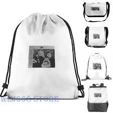 Funny Graphic Print Shoulder Bags Women Joy Ty Segall And White Fence Single Shoulder Backpack Travel For Men Gym Bag Backpacks Aliexpress