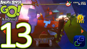 Angry Birds GO Android Walkthrough - Part 13 - AIR Track 2 - YouTube