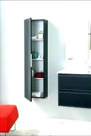 wall mount bathroom cabinets