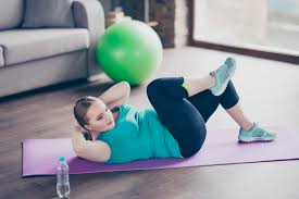 fighting pcos belly fat ab workouts