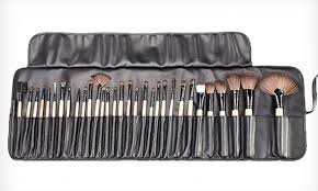 handmade bella makeup brush set