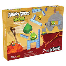 Hanging Off The Wire: K'NEX Angry Birds Red Planet Building Set ...