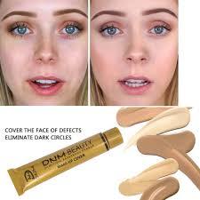 dnm waterproof lasting concealer liquid