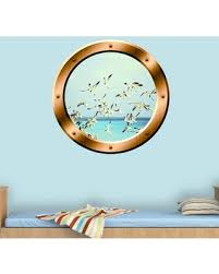 Huge Deal On Seagulls Flock Of Birds Wall Decal East Urban Home Color Bronze Size 20 H X 20 W X 0 01 D