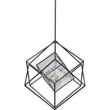 pendant lamp prisma ice cube big kare