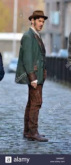 Adam Rothenberg Filming of BBC's new drama 'Ripper Street' on ...