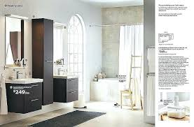 ikea bathroom mirror cabinet with light