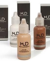 mud hd airbrush prettyiris makeovers