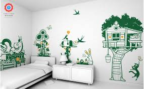 Country Animals Wall Decal Pack Nature Baby Nursery And Children Room Wall Decor