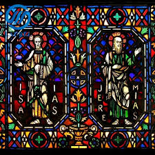 design stained glass for church windows