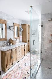 two gorgeous bathroom remodels you need