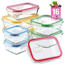 containers airtight lids bpa free