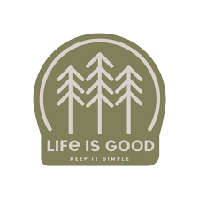 Stickers Magnets Life Is Good Official Website