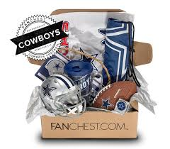 a dallas cowboys fanchest is the