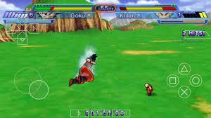 Tải game 7 Viên Ngọc Rồng iso PSP