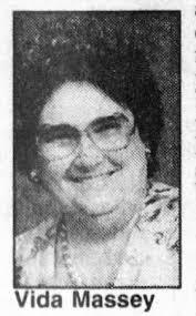 Vida Inez Smith Massie (1945-1995) - Find A Grave Memorial