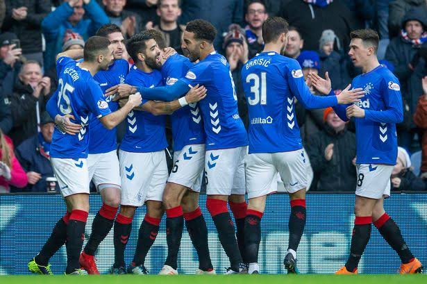 Image result for rangers fc""