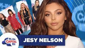 Jesy Nelson Gets Emotional Over ...