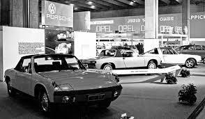 Porsche Museum Viert 50e Verjaardag Van De 914 Www Ab Magazine Nl