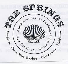 springs or the springs what s in a