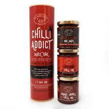 the smokey carter chilli addict