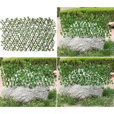 Folding Expandable Wooden Trellis Fence Garden Wall Fence Panel Plant Climb Trellis Lazada Ph