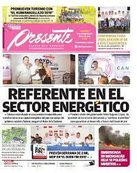 Diario Presente 15 10 2019 Pages 1 32 Text Version Fliphtml5