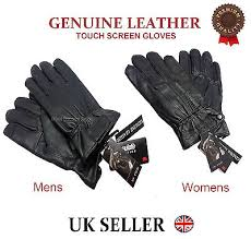soft nappa leather quality black gloves
