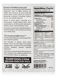 chlorella tablets 250 mg 225 tablets