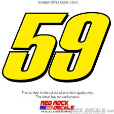 Nascar Number Google Search Brand Stickers Car Decals Sticker Store