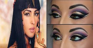 ancient egyptian eye makeup latest