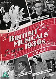 Amazon.co.jp: British Musicals of the 1930s - Volume 1 [DVD] by Polly Ward: Polly  Ward, Bebe Daniels, Henry Hall, Stanley Lupino, Laddie Cliff, Thomas  Bentley, Paul L. Stein, Walter Summers: DVD