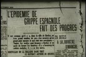 Ciné-Fȇte - La grippe espagnole