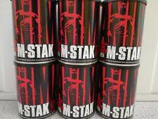 universal nutrition m stak pre workout