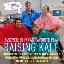 And the Fan Favorite for 24SEVEN:2019 is... - Funky Little Theater Company  | Facebook