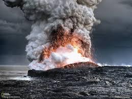 15 photos terrifiantes de volcans en éruption qui ne vous ...