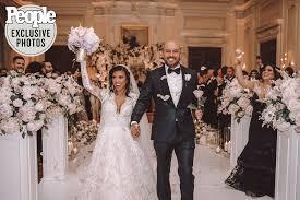 Girls Cruise Star Tiffany Panhilason Marries Adam Schmidt | PEOPLE.com