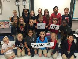 Bossier Schools GIVE THANKS