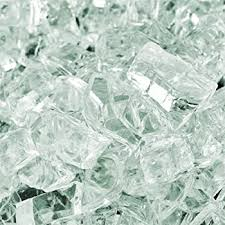 com arctic ice fire glass for