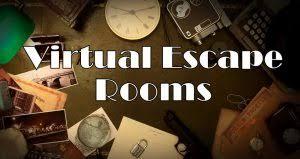 Virtual Digital Escape Rooms Winona Public Library